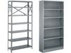 KLIP-IT™ INDUSTRIAL STEEL SHELVING - LIGHT DUTY