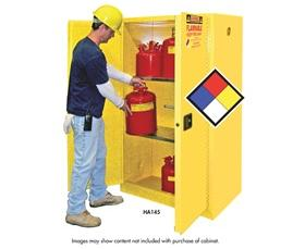 DOUBLE WALL SAFETY CABINETS