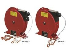 STATIC DISCHARGE / GROUNDING REELS
